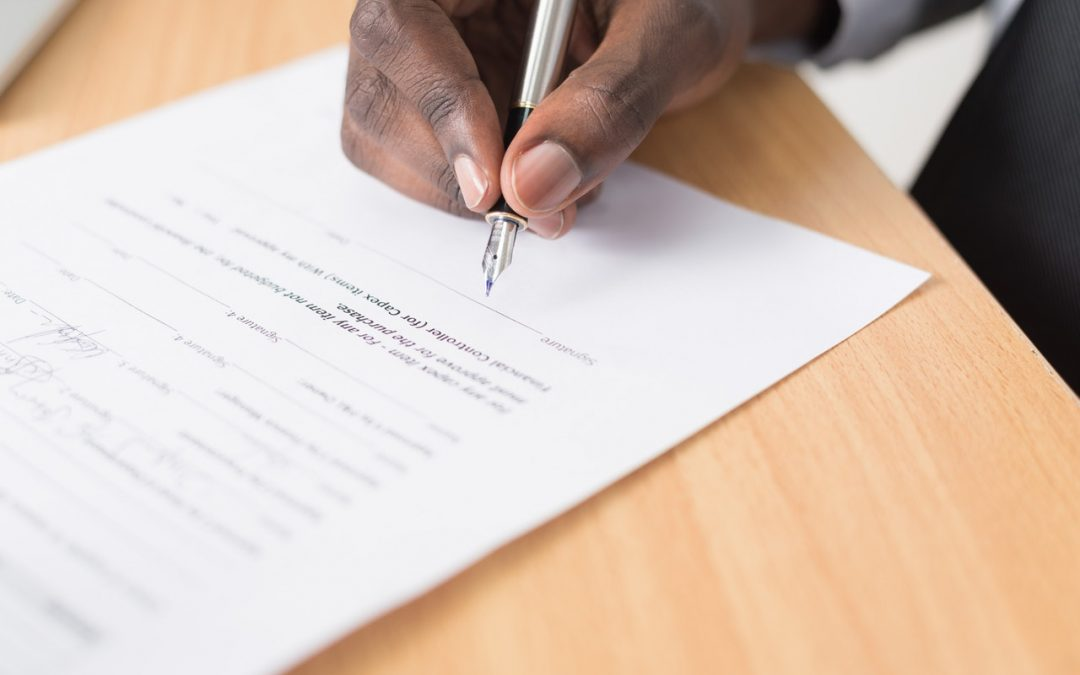 Are your contracts of employment legally compliant and effective?